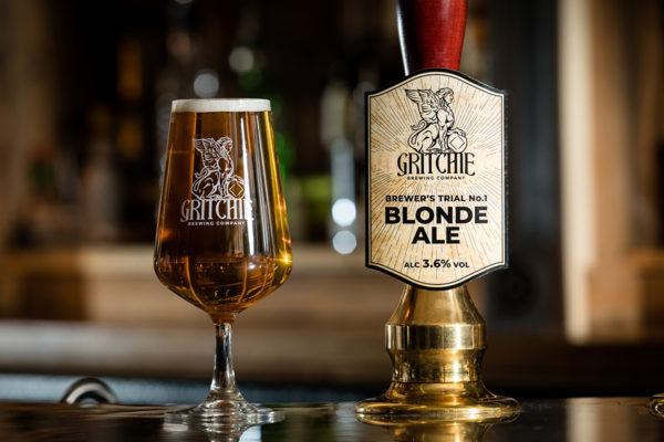 Gritchie Blonde Ale