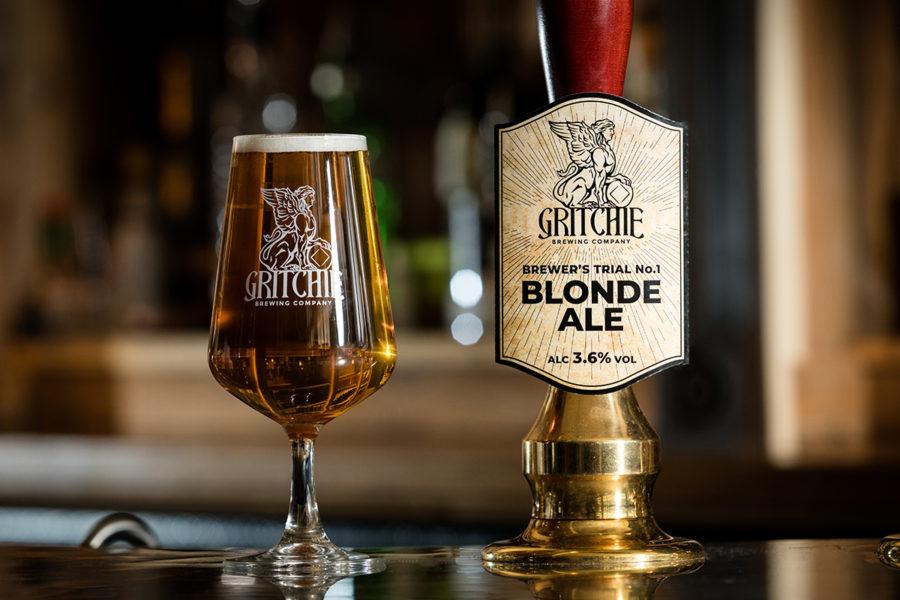 Gritchie Blonde Ale